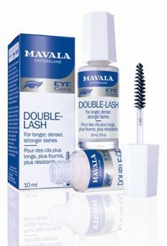 Mavala Eye-Lite Double Lash - serum for lash lushness (and growth, apparently).  Can be used on eyebrows too.  Winner of 'Best Eyelash Serum', Prima February 2011.