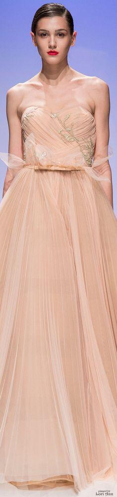 Rani Zakhem Couture Spring 2016
