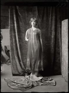 henriette fortuny, muse and wife of mariano fortuny