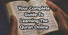 Your Complete Guide To Learning the Quran Online 2020 - Quran For kids Ways Of Learning, Teaching Methods, Online Quran, Quran Translation, Learn Quran, How To Pronounce, Holy Quran, How To Memorize Things, Kids