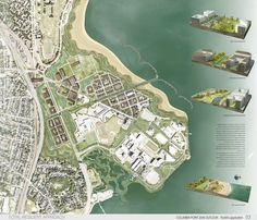 """Winners of the Boston Living with Water competition Site 3 WINNER: """"Total Resilient Approach"""" led by Thetis S.p.A., Venice"""