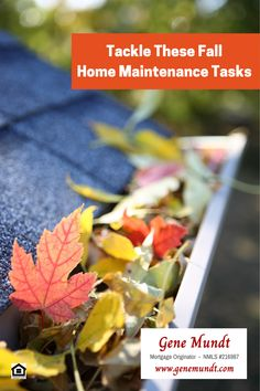 Performing fall maintenance chores now will prevent breakdowns, damage, or discomfort during the harsher, colder Chicagoland weather