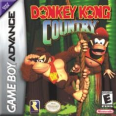 DONKEY KONG COUNTRY – GAME BOY ADVANCE $10.95 --> https://pyroflame.com/collections/rare-games/products/donkey-kong-country-game-boy-advance #ecommerce #gaming #retrogaming #gamer #retro #gamersunite #geek