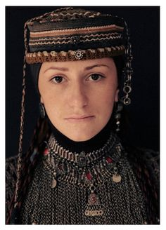 Traditional Armenian Costumes   Photo by Ilya Vartanian.