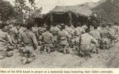 Korean War 65th Infantry | The Korean War and the 65th Infantry Regiment