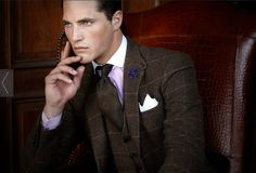 Ralph lauren purple label suit style luxury men fashion blog 2