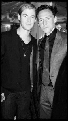 Chris & Tom
