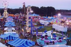 While established in 1855, the first Butler Fair was held in 1856 on a plot of land east of the city near Kearns Crossing.  The Big Butler Fair is the largest fair in Western Pennsylvania  considered by many to be the best fair in the country. We are proud to be a symbol of American family values. Year after year, families from all over PA, OH, NY  WV come to The fair to enjoy fireworks, the midway, games, demolition derbies, concerts  truck pulls.  It is always held over the 4th of July!