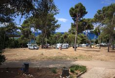 Camping Indije, Pula, Istrië, Kroatië