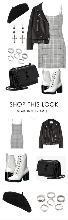 """""""Untitled #1956"""" by kellawear on Polyvore featuring Alexander Wang, Acne Studios, Marc Jacobs, Yves Saint Laurent, Accessorize and Givenchy"""