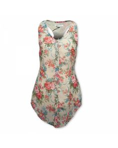Glamorous Floral Top £24.95