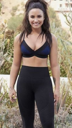 Image about demilovato in Demi Lovato by Ana Cristina Garcia Demi Lovato Workout, Demi Lovato Body, Demi Lovato Style, Demi Lovato Hair, Beautiful Celebrities, Gorgeous Women, Demi Love, Demi Lovato Pictures, Girl Crushes