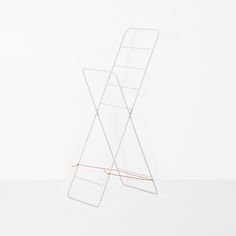 Herman Clothes Stand - Light Grey
