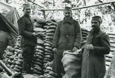 Tajno srpsko oruzje- tain, vojnicki hleb