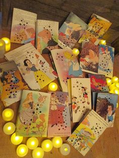 Disney Wedding Luminaries Package of 30 Luminary by Oldendesigns, $200.00