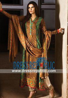 Al Karam 2013, Al Karam Fabrics 2013 - 2014 Collections on Dressrepublic.