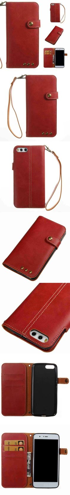 Crazy Horse Pattern Retro Leather Phone Case for Xiaomi 6 -$8.49