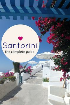 A Santorini Travel Guide is necessary to help you plan your amazing trip to the beautiful Greek Island. This guide will help you decide where to stay, what to do, where to eat, and how to get there!(Cool Places To Live) Greek Islands Vacation, Greece Vacation, Greece Travel, Italy Travel, Croatia Travel, Hawaii Travel, Thailand Travel, Vacation List, Greece Trip