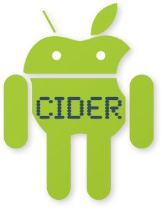 A research team of six post graduate students from Columbia University made software named CIDER for Apple apps to run on Androids gadgets.