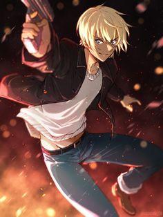 Rei Furuya aka Amuro Tooru