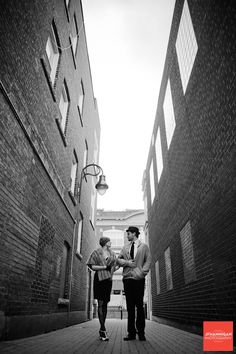 vintage engagement shoot. In an old school setting would be cool. Or with a great car.