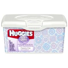 Huggies One & Done Fragrance Free Baby Wipes ,Tub, 64-Count (Pack of 8) (Health and Beauty)  http://macaronflavors.com/amazonimage.php?p=B000QYGCYI  B000QYGCYI