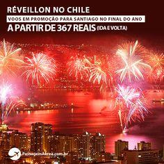 Datas com preços incríveis para viajar para o Chile.  Aproveite: https://www.passagemaerea.com.br/santiago-chile-reveillon-2015-2016.html  #santiago #chile #reveillon #turismo #viagem #passagemaerea