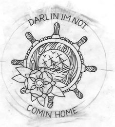 ship wheel tattoo - Google Search