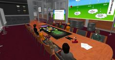 'A Tale of Two Conferences', an excellent article about an excellent OpenSim event. It was written by Maria Korolov, editor and publisher of Hypergrid Business, The Magazine for Enterprise Users of Virtual Worlds.