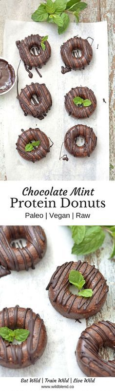 Raw Vegan & Paleo No-Dough-Nuts which are, you've guessed it, RawNuts. Even…