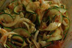 Simple Korean food