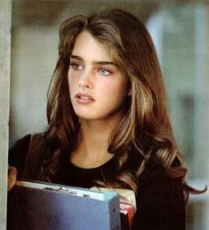 Brooke Shields, 1981
