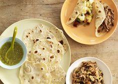 Potato and chorizo tacos recipe - 9kitchen