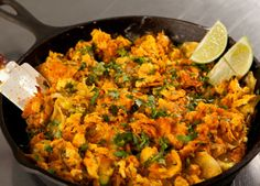 Just discovered Chilaquiles and can't get enough. Best with Tillamook cheese!