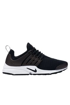 Consider yourself a true sneakerhead? Stay ahead of the athleisure game with the Nike Air Presto in Black and White. Boasting a uniquely constructed multi-layered Flyknit upper complete with a standout colourway, these kicks offer premium comfort and next level style. Team with a sleek pair of tights and an oversized tee for an effortless look on your next rest day. We love the Nike Power Legendary Capri in Black.
