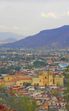 Oaxaca, Mexico. Nice city with great food - but we didn't fall in love with it as explained in this post: http://bbqboy.net/things-eat-oaxaca-mexico-poverty-issue/  #oaxaca #mexico