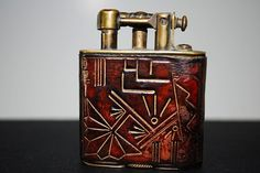Vintage Austria Art Deco Cigarette Lighter