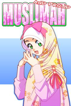 Muslimah and proud by ~Nayzak on deviantART