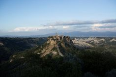 Tourists Revive Italian Hilltop Village, but Nature Has Other Plans - The New York Times