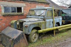 Old Fat, Rust In Peace, Top Gear, Land Rover Defender, Range Rover, Land Cruiser, Landing, Cool Cars