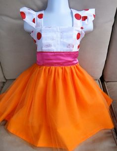 lala loopsy dress