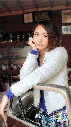 ARAGAKI Yui 新垣結衣 #ガッキー #ゆいぼ #女優 #天使の笑顔
