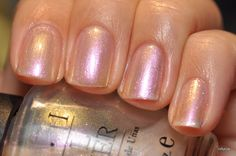 Best neutral color: OPI Pearl of Wisdom