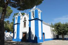 Ermida de São Luís / Igreja Matriz em Ourique, Portugal