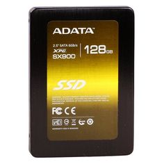 ADATA XPG SX900 128 GB SATA III 6 GB/sec SandForce 2.5 Inch SSD (ASX900S3-128GM-C) by ADATA. $114.99. The XPG (Xtreme Performance Gear) SX900 solid state drive uses new optimized firmware to utilize greater storage capacity of the NAND Flash components. With superior NAND Flash technology, the XPG SX900 SSD reaches new levels of stability and performance with expanded capacities. Utilizing the SandForce 2281 controller, the SX900 512 GB SSD boasts a 7% increase over common SSD...