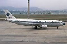 Varig Brazilian Airlines Airbus A300B4-200