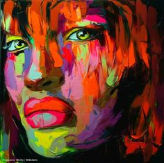 View Françoise Nielly Paintings   France - WOoArts©