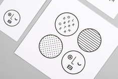 Picture of stickers designed by Civilization for the project Olderbrother. Published on the Visual Journal in date 1 April 2016 stickers de astrologia Packaging Design, Branding Design, Logo Design, Ci Design, Cafe Branding, Kids Branding, Print Design, Visual Identity, Brand Identity