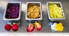 Como fazer pastas de flores comestíveis