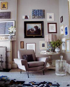 muriel brandolini sitting room 2012 detail